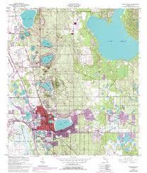 florida topo map lake wales topographic map fl usgs topo 27081h5
