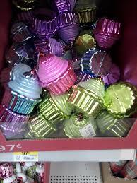 walmart cupcake ornaments all things cupcake