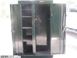 stack on double door gun cabinet armslist for sale double door stack on gun safe