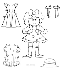 print paper doll coloring pages 23 coloring books