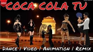 Wavin Flag Lyrics Coca Cola Tu Dance With Video Song Dj Effect Animation