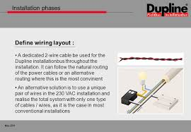 may 2001 dupline u2013 the user oriented installationbus smart