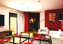 images of red wall decor for living rooms home design ideas room