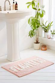 Ultra Thin Bath Mat Best 25 Pink Bathroom Rugs Ideas On Pinterest Pink Grey