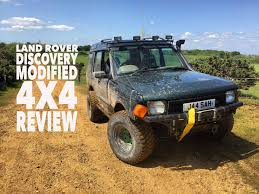 custom land rover discovery owning a land rover discovery modified 4x4 review youtube