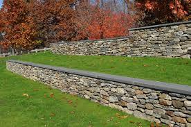 new england fieldstone boston blend wallstone wallrun and
