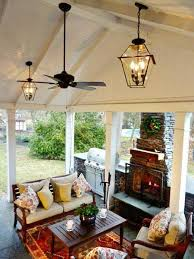 small outdoor ceiling fans ideas for small front yards home