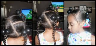 industrial revolution girls hairstyles cute hairstyles fresh cute mixed girls hairstyles view in