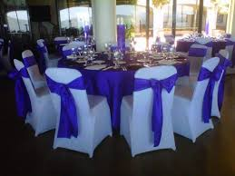 black banquet chair covers best 25 black chair covers ideas on wedding with purple