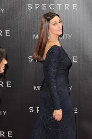 Spectre Film by Bellucci U2013 James Bond U0027spectre U0027 Latin America Film Premiere In