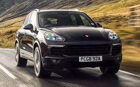 2014 Porsche Cayenne S - porsche cayenne s 2014 uk wallpapers and hd images car pixel