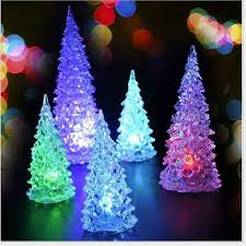 tripleclicks mini led lighted tree indoor
