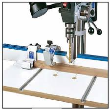 Drill Press Table Stationary Drill Press Canadian Woodworking Magazine