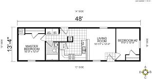 2 bedroom mobile home plans chion redman manufactured mobile homes floor plans pinterest
