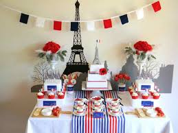 decoration theme paris resultado de imagen de adornar fiesta con motivos franceses