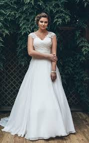 wedding dresses plus size plus size wedding dresses figured bridal gowns dressafford