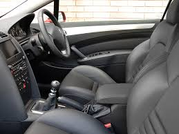 peugeot 407 coupe interior peugeot 407 coupé 2 2 sport uk spec u002707 2007 u201307 2009