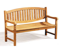 Hardwood Garden Benches Teak Wooden Garden Benches