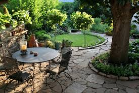 ideas for lanscaping more small backyard hardscape ideas