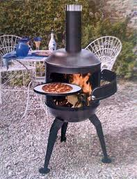 B Q Patio Heaters New Chimenea Bbq Pizza Oven Real Stone Outdoor Cooker Patio