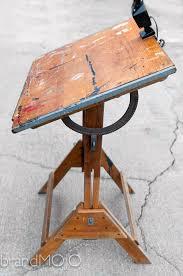 Keuffel Esser Drafting Table Vintage Keuffel U0026 Esser Co American Eagle Drafting Table Studio