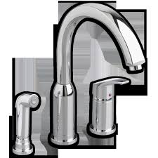 High Arch Kitchen Faucet Single Handle Kitchen Faucet With Sidespray And Soap Dispenser