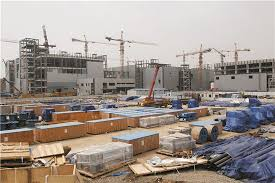 A Construction China And Semiconductors Samsung Electronics Kicks Semiconductor Factory In Xian In May