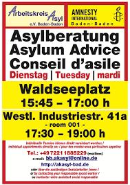 Kinoprogramm Baden Baden Flüchtlingshilfe Baden Baden Asyl