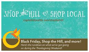 black friday shop the hill weekend comics