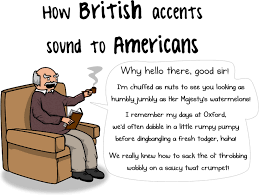 British Memes - funny memes how british accents sound to americans witty