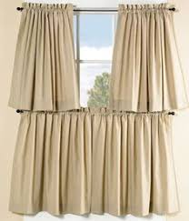 Cafe Tier Curtains Cottage Ruffled Swag Set Curtans Pinterest Products