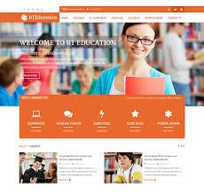 joomla education templates jomboom free joomla templates bt education