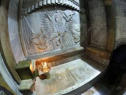 opening of jesus christ u0027s tomb for first time in 500 years leads