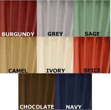 Navy Tab Top Curtains Insulated Tab Top Curtains Thermal Tab Top And Back Tab Window