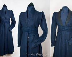 mage robe coat larp costume coat raiment robe coat wizard
