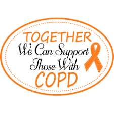 copd ribbon copd awareness