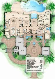 mansion home plans house plans unique luxury mansion home plan surprising house