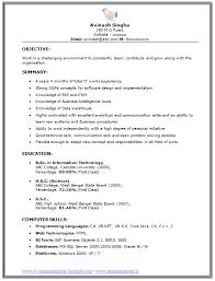 Sample Sap Basis Resume by Sap Basis Administration Cover Letter