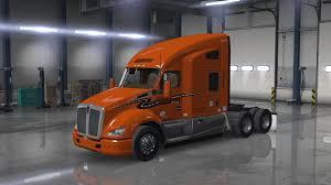 kenworth 2017 kenworth t680 schneider national skin american truck simulator