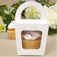 Where To Buy Cake Box New Style Single Cupcake Boxes Cake Boxes Cupcake Packing Wedding