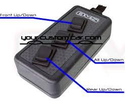 switch box avs 3 button