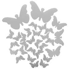 360dsc butterfly big wings mirrors decorative wall decal wall 360dsc butterfly big wings mirrors decorative wall decal wall sticker