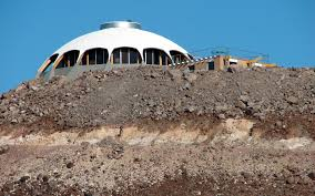 huell howser volcano house our four wheel cer the house on top of a volcano