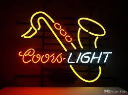 coors light bar sign 2018 new tat tire neon beer sign bar sign real glass neon light beer