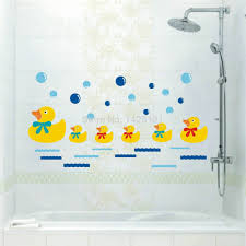 Wall Stickers And Tile Stickers by Single Faucet Cartoon Eco Friendly Waterproof 3d Wall Bathroom