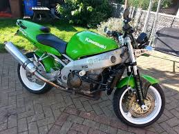 kawasaki zx9r streetfighter in ipswich suffolk gumtree