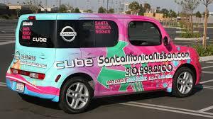 nissan cube 2016 santa monica nissan cube wrap testimonial