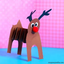 Kids Reindeer Crafts - reindeer crafts for kids archives easy peasy and fun