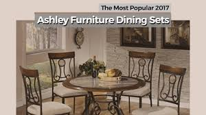 ashley furniture kitchen sets ashley furniture dining sets the most popular 2017 youtube