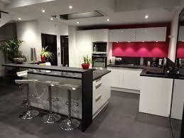 cuisine ilot central bar cuisine ilot central bar cuisine idées de décoration de maison